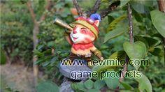 Fashionable League of Legends LOL Teemo Figure www.newmilo.com/