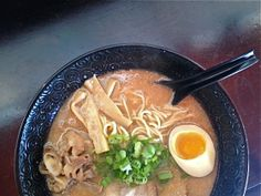 10 Best Places for Ramen in LA. Definitely one of my new favorites after moving to LA!