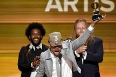 E! News  Grammy Awards 2017: Chance The Rapper Beats Drake, Kanye West For Best Rap Album - See Full List Of Winners