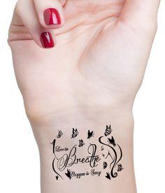 """Képtalálat a következőre: """"tribal tattoo frauen"""" Tribal Wrist Tattoos, Initial Wrist Tattoos, Small Wrist Tattoos, Believe Wrist Tattoo, Faith Tattoo On Wrist, Meaningful Wrist Tattoos, Small Quote Tattoos, Word Tattoos, Mini Tattoos"""