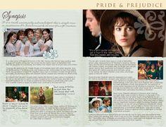 Pride and Prejudice 2005  - online companion - Lizzie Bennet - Elizabeth Bennet - Keira Knightley - Page 4
