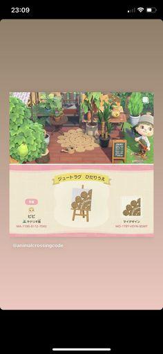 Animal Crossing Wild World, Animal Crossing Guide, Animal Crossing Qr Codes Clothes, Ghibli, Ac New Leaf, Motifs Animal, Path Design, Island Design, Animal Games