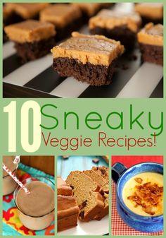 Sneaky Veggies #foodie #dan330 http://livedan330.com/2015/05/21/sneaky-vegetable-recipes/