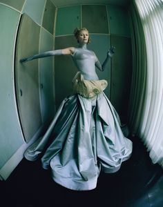 The Surreal World Tilda Swinton mingles with the Max Ernsts at the Houston home and museum of legendary patrons Dominique and John de Menil.