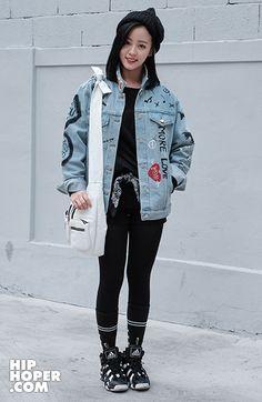 김성령 > Street Fashion | 힙합퍼