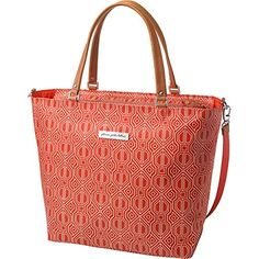 22.1 x 13.5 x 13   $161  inchesAmazonSmile: Petunia Pickle Bottom Altogether Tote Diaper Bag in Electric Citrus, Yellow: Baby