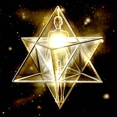 Merkaba creating your new Matrix....