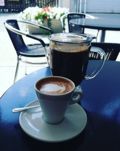 Good Morning Markham! Coffee Time  @caffegransasso French Press, Coffee Time, Coffee Maker, Kitchen Appliances, Drinks, Coffee Maker Machine, Diy Kitchen Appliances, Drinking, Coffee Percolator