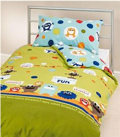 Monsters, Single Bedding