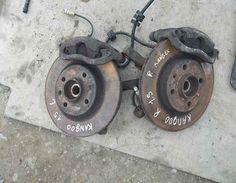 Передні ступиці Renault Kangoo 1.5 dci