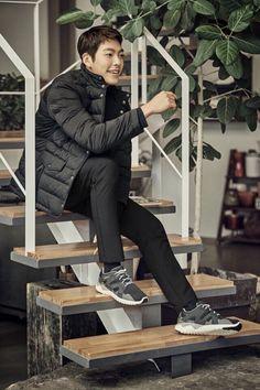 Kim Woo Bin's eyebrows and other parts too. Kim Wo Bin, Woo Bin, Korean Model, Actor Model, Lee Min Ho, Korean Actors, Uncontrollably Fond, Cancer, People