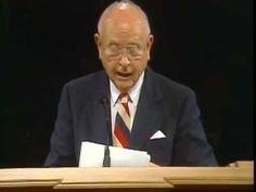 Come to the House of the Lord - David B. Haight - April 1992 General Conference