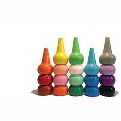 [Rare Device] 'Playon' Crayons, Set of 12 - $12