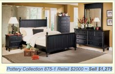 Visit www.dallasdiscountmattress.com/furniture to see more examples of the discounted bedroom sets that are sold. Pin this photo found on http://pinterest.com/dallasmattress, mention our mattress giveaway on the pin....... and then comment on our main Facebook post about the #mattress #giveaway. We will increase your entries.