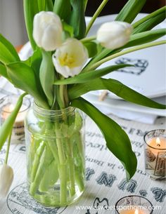 Flowers: Unique Ideas For Floral Vases On A Budget. #flowers #diy #