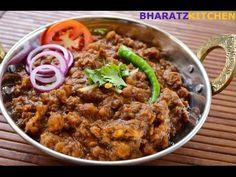 Kala Chana Curry Recipe-Black Chickpeas Curry-Easy and Quick Kaale Chole - YouTube