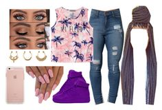 """Ehh "" by foreverkaylah ❤ liked on Polyvore featuring Chicnova Fashion, NIKE and Charlotte Russe"