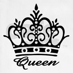 King & Queen #typography #calligraphy #lettering Tatoo