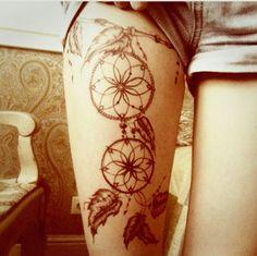 Dreamcatcher tattoo ❤