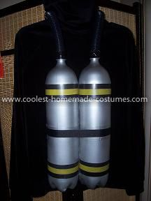 Scuba diver costume tutorial for adults and kids | costumes ...
