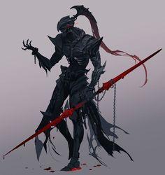 Fantasy Character Design, Character Design Inspiration, Character Art, Monster Concept Art, Monster Art, Creature Concept Art, Creature Design, Fantasy Armor, Dark Fantasy Art