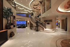 Modern Luxury Interior in this Las Vegas Mansion