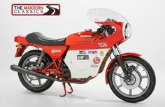 1978 Moto Morini 500 Sport