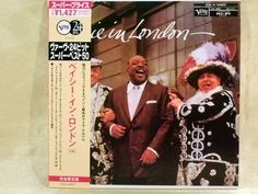 CD/Japan- COUNT BASIE & HIS ORCHESTRA In London +4 w/OBI RARE MINI-LP LIMITED #BigBandSwing