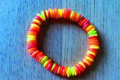 Armbånd af rørperler eller hamaperler Perler, Children, Kids, Bracelets, Jewelry, Creative, Toddlers, Toddlers, Charm Bracelets