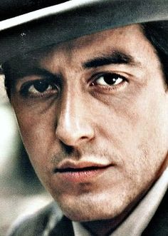 """Al Pacino // The Godfather (1972)"""
