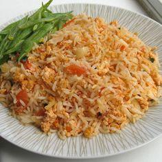 Healthy Indian Recipes, Asian Recipes, Suriname Food, Veg Biryani, Recipe Images, Rice Recipes, Soul Food, Food Hacks, Food And Drink