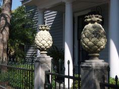 hmmm.  love  Key West Pineapples