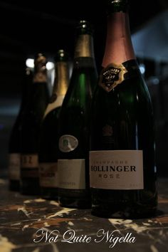 All About Champagne! Signorelli Gastronomia, Pyrmont