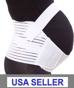 Maternity and Pregnancy Support Back Belt Brace 5 Sizes