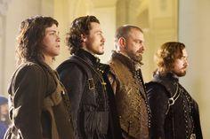 matthew macfadyen three musketeers | three musketeers Luke Evans hd desktop wallpaper screensaver ...