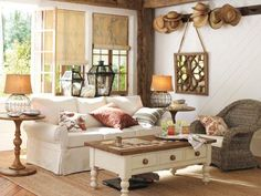 cottage by Pottery Barn