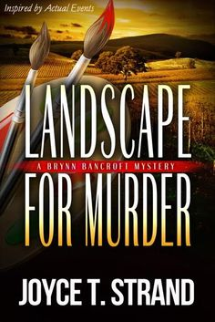 #Review – Landscape For Murder by Joyce T. Strand #Giveaway | Ali - The Dragon Slayer http://cancersuckscouk.ipage.com/review-landscape-for-murder-by-joyce-t-strand-giveaway/