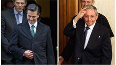 El presidente de México Enrique Peña Nieto recibióeste viernes a su homólogo cubano, Raúl Castro, en la primera visita de Estado que hace el este mandatarioa México desde que asumió el poder en 2006. Se espera que los mandatarios, que se reunirán en Mérida, Yucatán, revisen los principales temas de la agenda bilateral y regional…