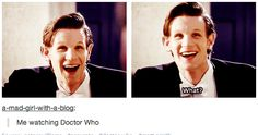 Everyone go home. We will never come up with a better description of Doctor Who than this.