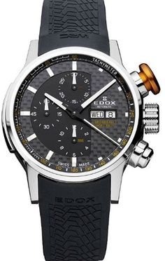 edox watch | Edox Presents WRC Rally Chronograph Watch Watches Channel