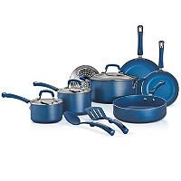 Tramontina 12-Piece Mediterranean Blue Non-stick Cookware Set - Sam's Club