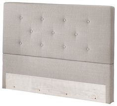 Bekkestua Headboard, Light Gray - traditional - headboards - melbourne - by IKEA