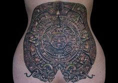 10 Ancient Mayan Tattoo Designs – That Are Highly Influential