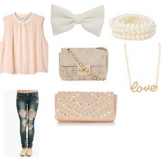 """School Days"" by ladylyga on Polyvore"