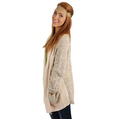 This super soft sweater is absolutely gorgeous, and perfect for fall