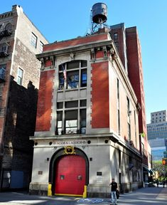Hook and Ladder 8 (New York). Who ya gonna call?