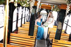 Inside of Molly's Trolleys www.mollystrolleyspittsburgh.com Carnegie Museum, Museum Wedding, Dream Wedding, Weddings, Gallery, Fun, Fin Fun, Bodas, Hochzeit