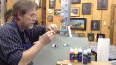 Yarnell Script Paint - Patent Pending