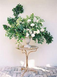Botanical Wedding at