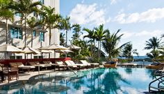 $139 - South Beach: Swanky Ocean Drive Stay w/Spa Credit, Save over 55%